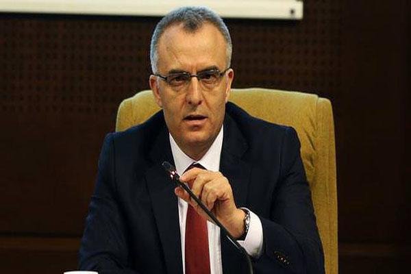 Maliye Bakanı Ağbal'dan vergi olan vatandaşlara müjde