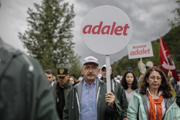 CHP Fındık için Adalet Yürüyüşünü başlatıyor