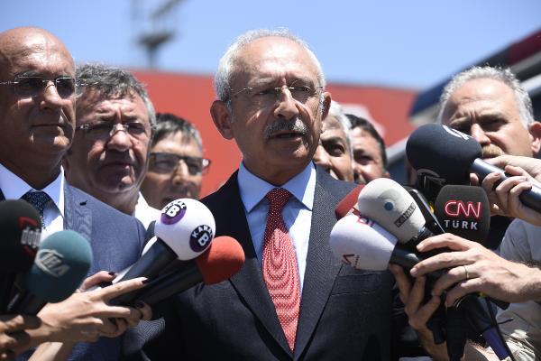 Kemal Kılıçdaroğlu Kurban Bayramında Enis Berberoğlu'nu ziyaret edecek