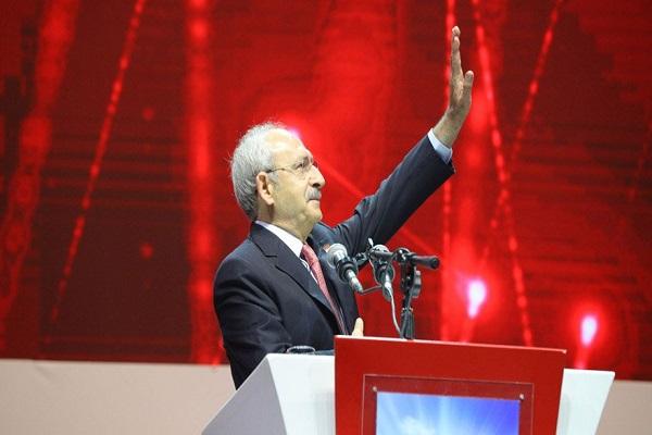 Kemal Kılıçdaroğlu'nun listesindeki isimler Parti Meclisine giremedi