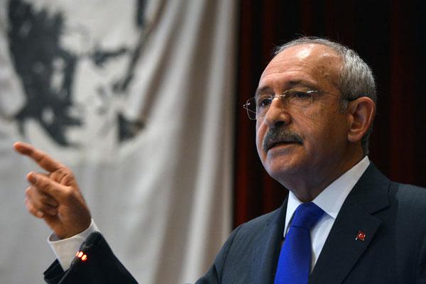 CHP lideri Kılıçdaroğlu'ndan Bursa'da sert açıklamalar