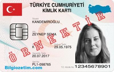 Çipli kimlik kartlarına başvurular yılbaşından itibaren başlıyor