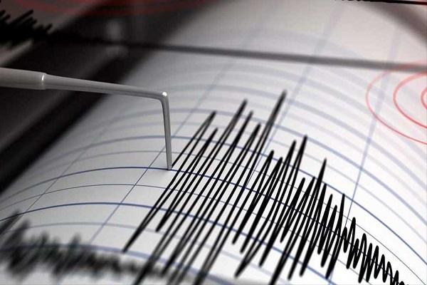 Muğla'da gece yarısı korkutan deprem