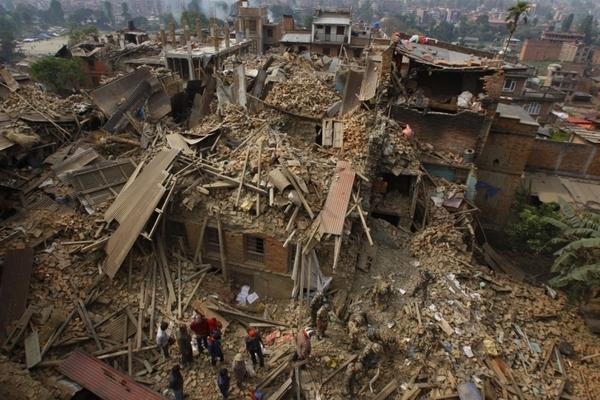 Son yıllarda olan şiddetli depremler insan kaynaklı