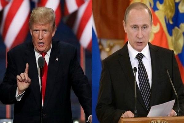 ABD Başkanı Trump'tan Putin ile ilgili flaş açıklamalar