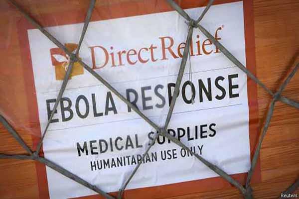 Sierra Leone'de saatte beş yeni Ebola vakası