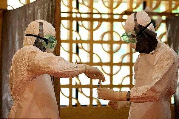 Ebola aşısı içi Ocak ayı umudu