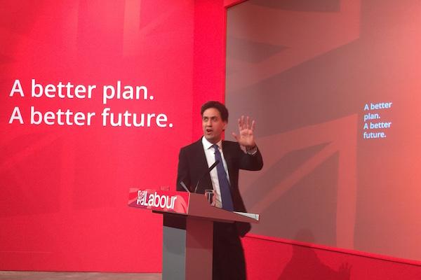 İngiltere gölge başbakanı Ed Miliband, dünya liderliğine talibim