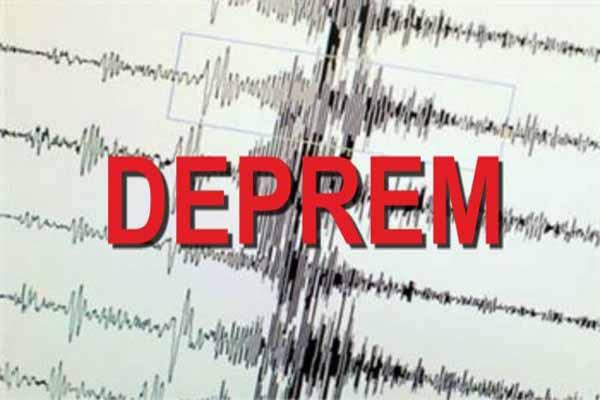 Sakarya'da 4,5 şiddetinde deprem