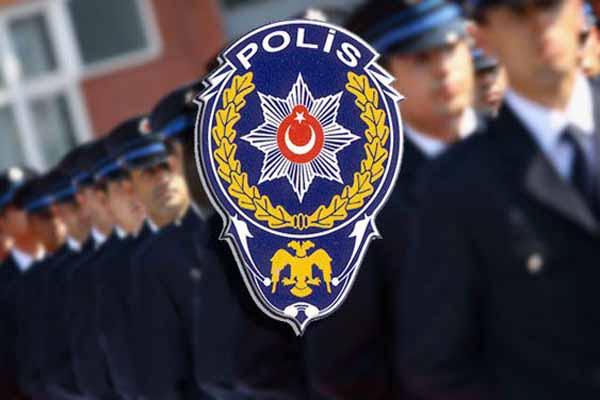 Mahkemeye sevk edilen 18 polis serbest bırakıldı