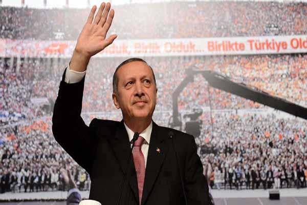 Recep Tayyip Erdoğan'ın büyük kongre konuşması
