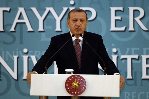 Erdoğan, 'Huzuru bozanların huzuru bozulacak'