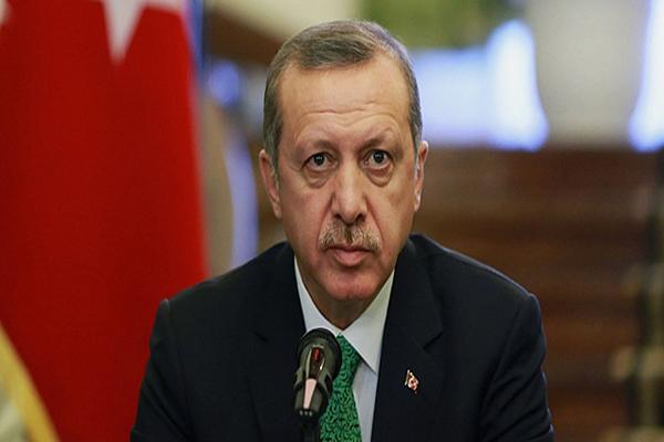 Erdoğan, Bülent Arınç'a cevap verdi