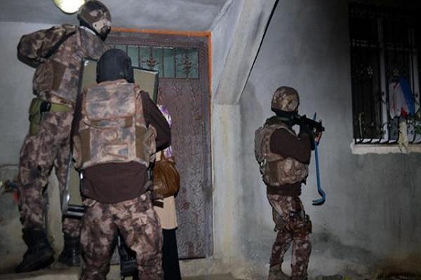 Yılbaşı gecesini kana bulayacaklardı son anda yakalandılar