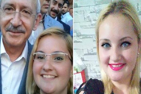 CHP'li genç kadının feci sonu