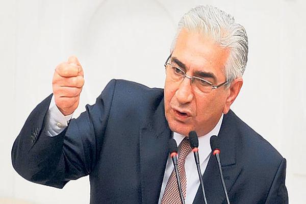 MHP'li Faruk Bal,'Takipsizlik kararı Türkiye için kara bir lekedir'