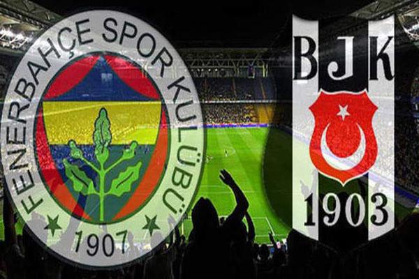 Fenerbahçe-Beşiktaş maçı muhtemel 11'ler belli oldu