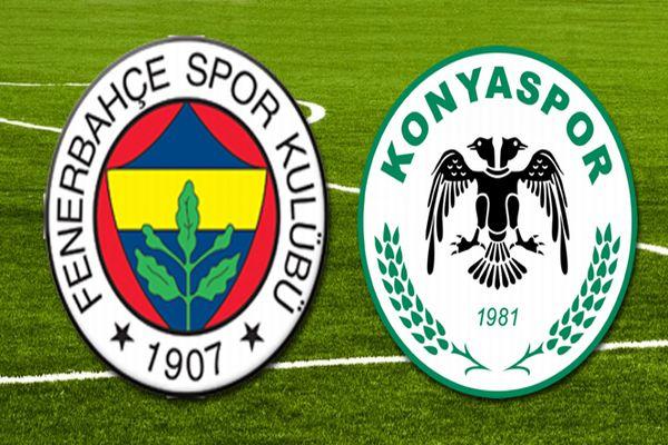 Fenerbahçe ile Torku Konyaspor ligde 30. kez mücadele edecek