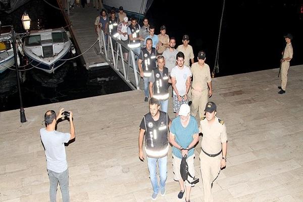 FETÖ'den aranan 9 zanlı Yunanistan'a kaçmak üzereyken yakalandı