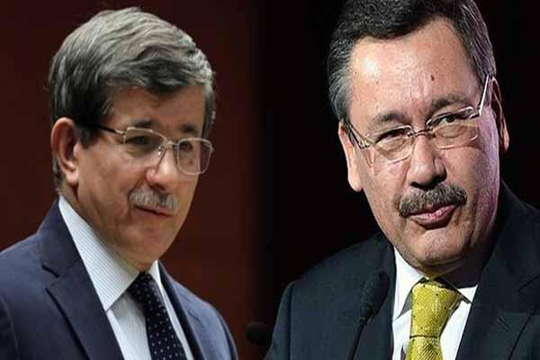 Başbakan Davutoğlu, Melih Gökçek ile görüştü