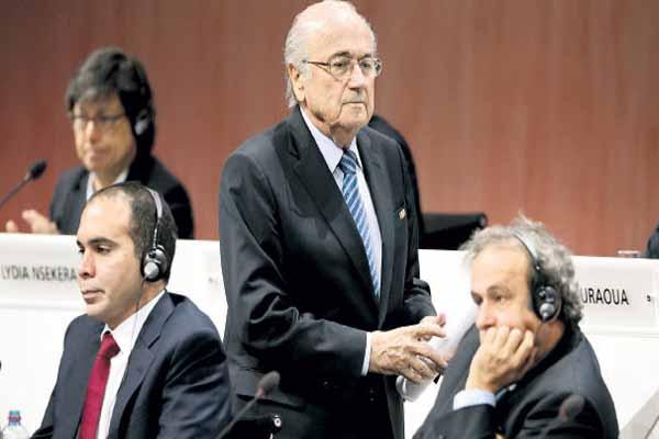 FIFA Kongresi'nde yeni başkan seçildi
