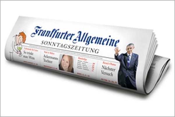Frankfurter Allgemeine,'BM'ye seçilememekle Türk dış politikası iflas etti'