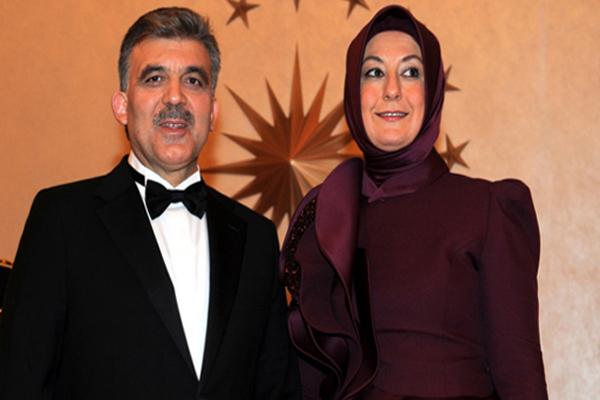 Gül çifti İstanbul'a yerleşiyor