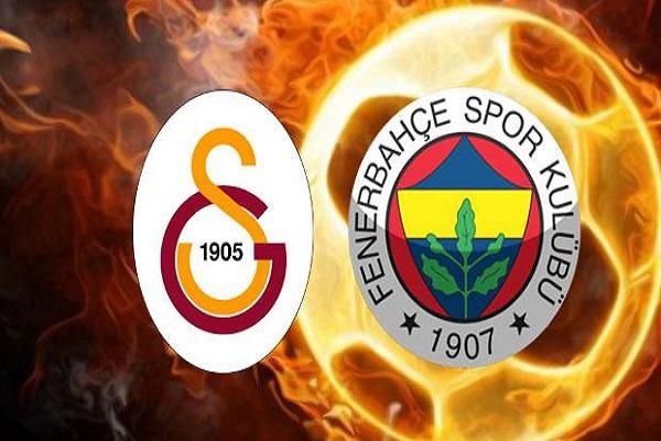 Galatasaray Fenerbahçe maçı saat kaçta başlayacak