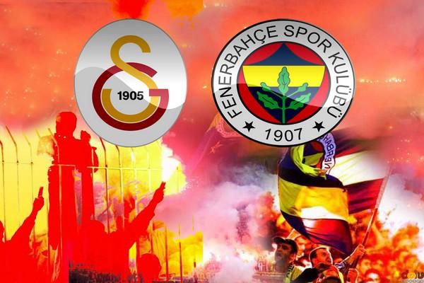 Ziraat Türkiye Kupası'nda finalin adı Fenerbahçe-Galatasaray oldu