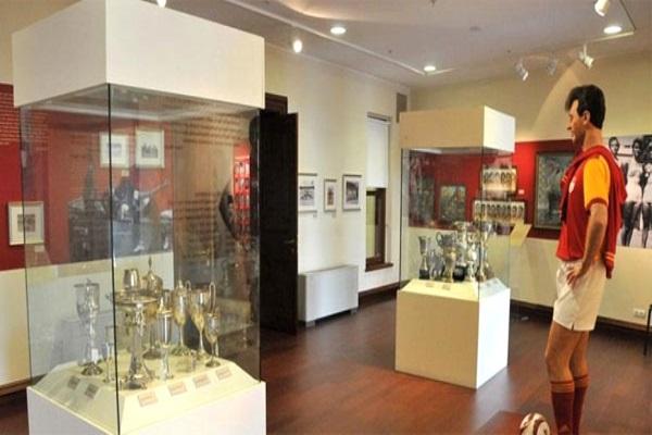 Galatasaray müzesinin açılışına Aziz Yıldırım da davet edildi