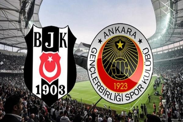 Beşiktaş Gençlerbirliği kupa maçı ne zaman ve saat kaçta başlayacak