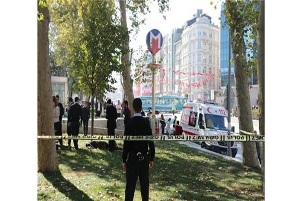 Taksim Gezi Parkı'nda erkek cesedi