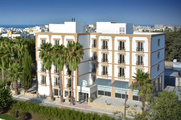 Girne Üniversitesi Havacı ve Denizci'lerini Girne'deki Konuk Evi Kompleksi'nde Ağırlayacak…