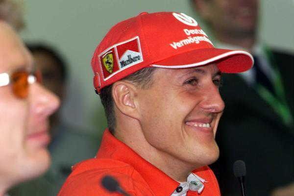 Michael Schumacher'in 24 yıl önce kullandığı araç satışa çıkarıldı