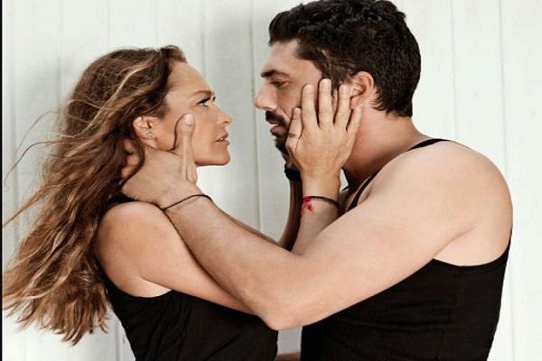 Hülya Avşar'dan öpüşme sahnesiyle ilgili çarpıcı itiraf