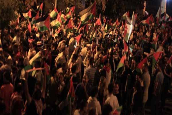 Ateşkesin ardından Hamas zafer ilan etti