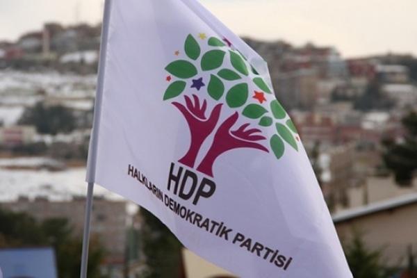 HDP'nin referandum şarkısına izin çıkmadı
