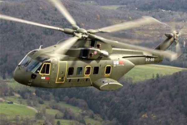 Kocaeli'de düşen helikopterde dört şehit