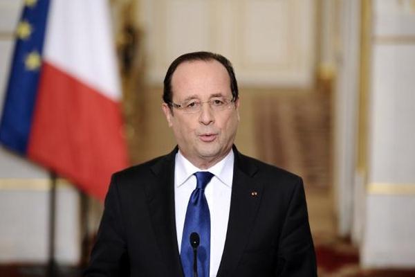 Fransa Cumhurbaşkanı, 'EURO 2016'ya yönelik güvenlik tehdidi sürüyor'