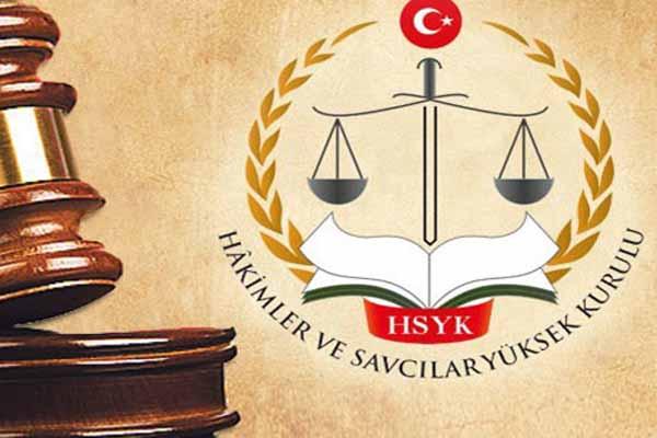 HSYK, ihraç edilen hakim ve savcıların itirazını reddetti