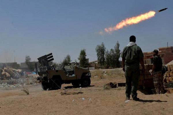 Suriye'den atılan roket mermileri Gaziantep'e düştü