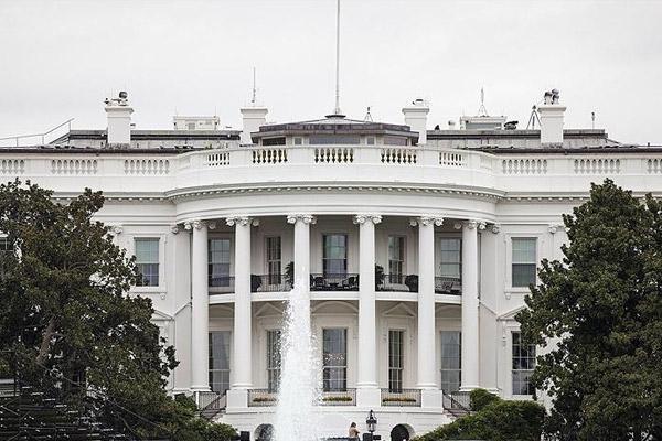 Beyaz Saray'a girmeye çalışan şüpheli kişi yakalandı