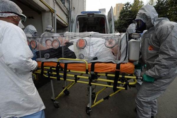 İstanbul'da ikinci Ebola paniği