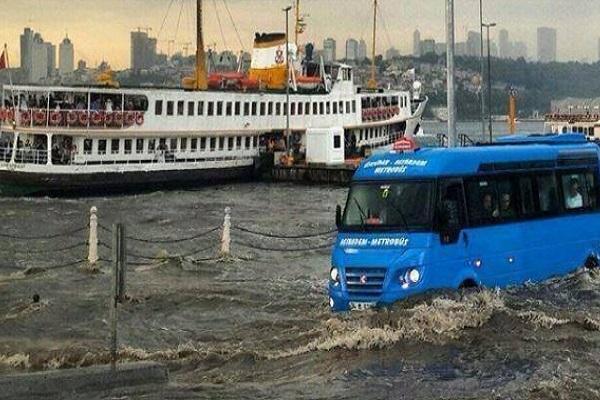 Bakanlıktan vatandaşlara uyarı, 'Meteorolojiyi dikkate alın'