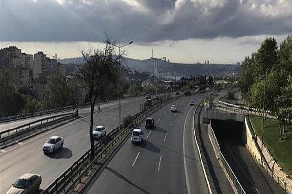 Bayram tatili İstanbul'u sessizliğe bürüdü