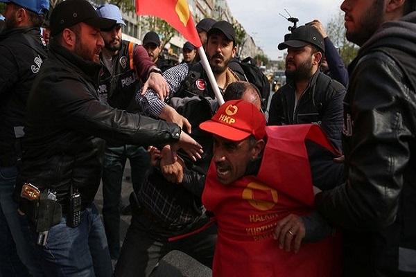 İstanbul'daki 1 Mayıs etkinliklerinin bilançosu belli oldu