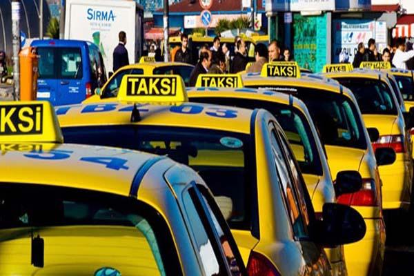 İstanbul'da taksimetre açılış ücretleri arttı