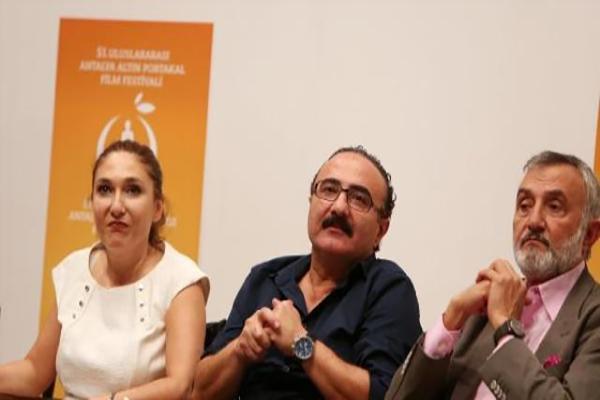 Altın Portakal'da 'İyi Biri' filminin galasına yoğun ilgi