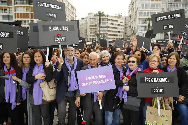 İzmir Valiliğinden skandal Kadınlar Günü kararı