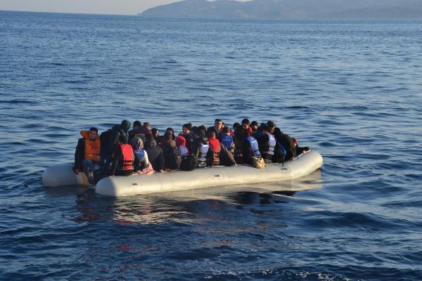 Son 4 ayda Akdeniz'de bin 89 sığınmacı hayatını kaybetti